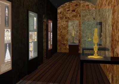 Museo del Papa Luna 2011