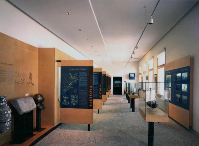 Museo del Mar de Peñíscola  1997
