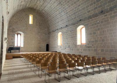 Restauración del castillo de Peñíscola 2ª Fase 2018-2019