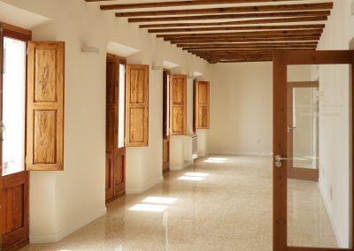 Rehabilitacion del faro de Peñiscola y adecuacion como Centro de vistantes del Castillo 2017